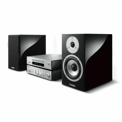 Yamaha MCR-N870 Mikro Hi-Fi MusicCast, ezüst/fekete