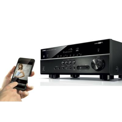 Yamaha MusicCast RX-V583 7.2 házimozi erősítő