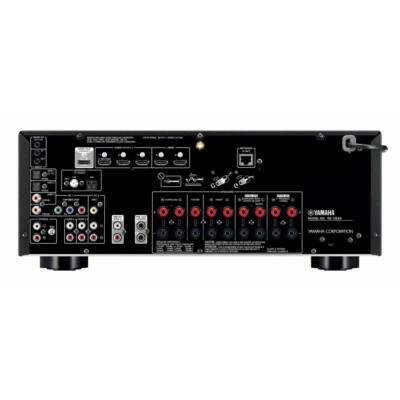 Yamaha MusicCast RX-V683 7.2 házimozi erősítő, titán