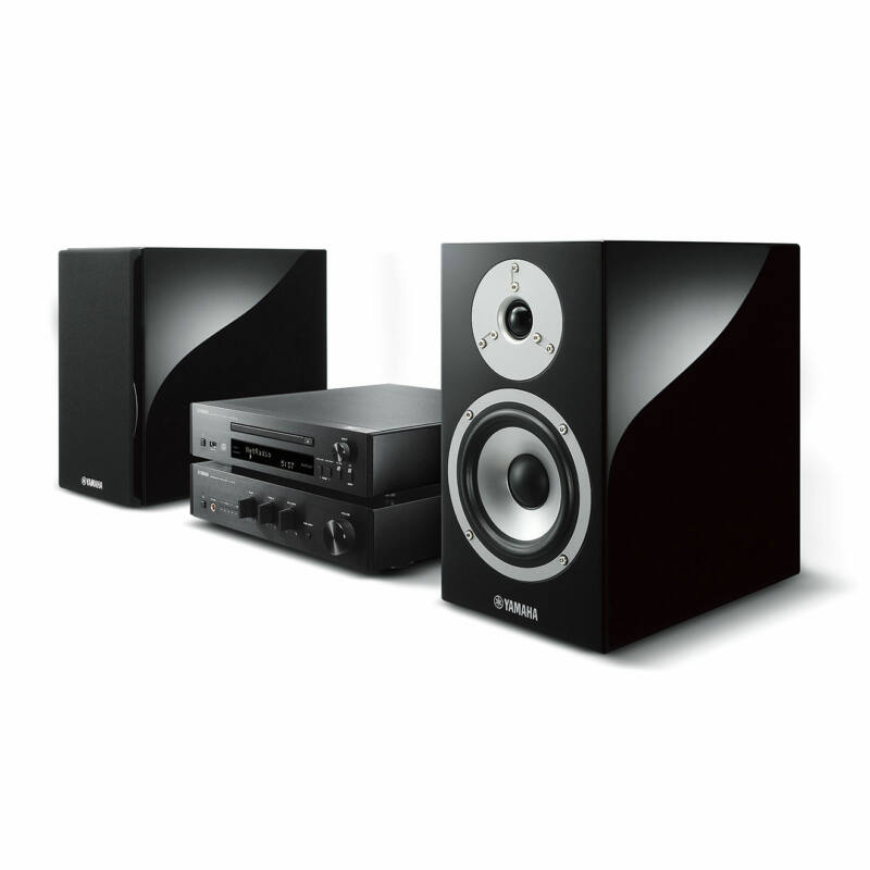 Yamaha MCR-N870 Mikro Hi-Fi MusicCast fekete/fekete