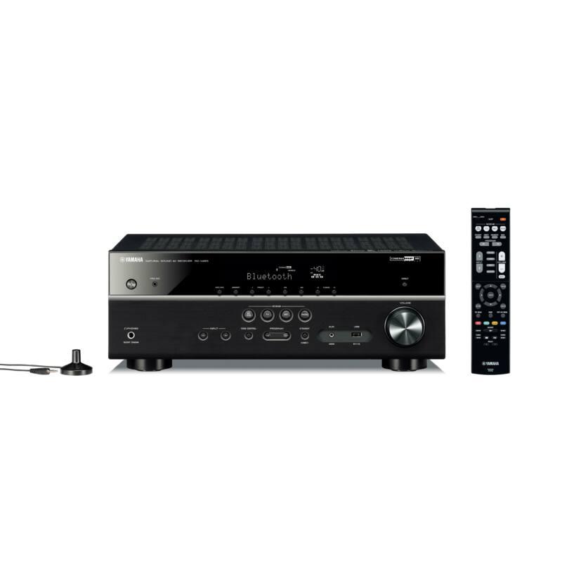 Yamaha MusicCast RX-V483 5.1 házimozi erősítő