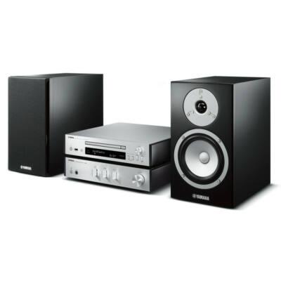 Yamaha MCR-N670D Mikro Hi-Fi DAB+ MusicCast, ezüst-fekete