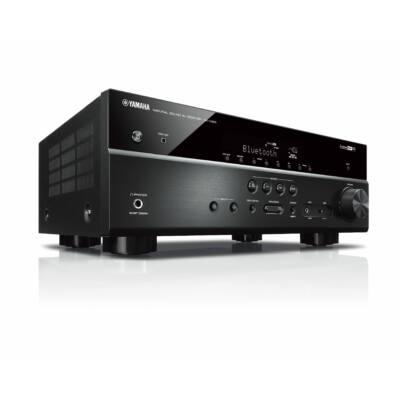 Yamaha RX-V485 5.1 házimozi erősítő, fekete
