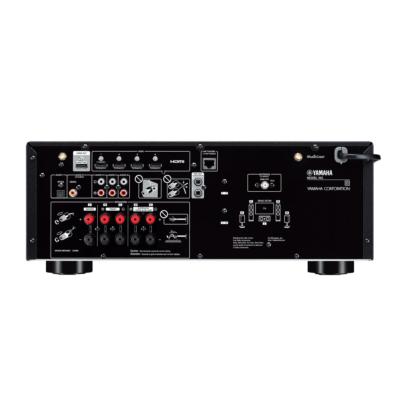 Yamaha RX-V4A 5.2 házimozi erősítő, fekete