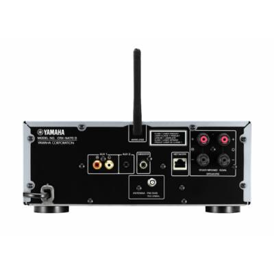Yamaha MCR-N570D MusicCast Mikro Hi-Fi rendszer,ezüst