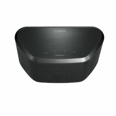 Yamaha WX-030 vezeték nélküli HD audio hangszóró,fehér (Bemutató darfab)