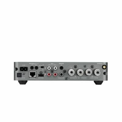 Yamaha WXA-50 MusicCast Sztereó hálózati erősítő, sötét ezüst