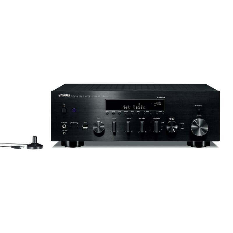 Yamaha R-N803D sztereó hálózati rádióerősítő MusicCast