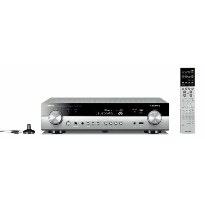 Yamaha MusicCast RX-AS710D 7.2 házimozi erősítő,ezüst