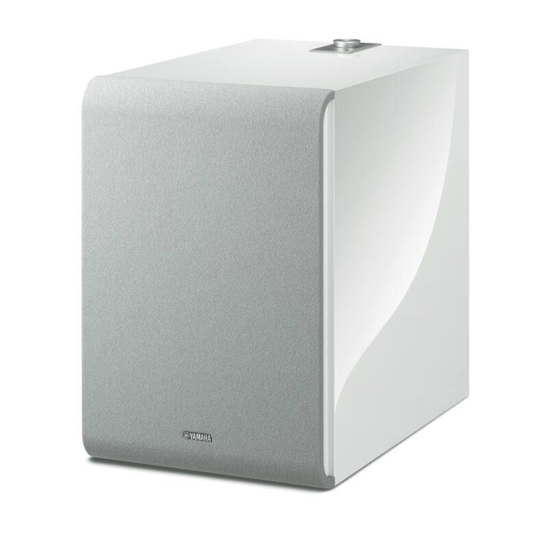 Yamaha MusicCast SUB 100 mélysugárzó, (NS-NSW100) fehér